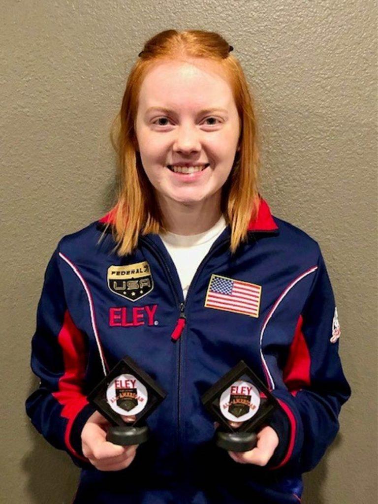 Katie Zaun - ELEY High School All American