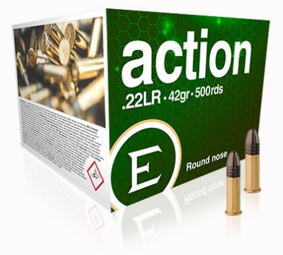 ELEY action 500 round bulk pack USA