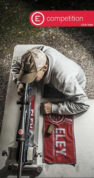 ELEY .22LR Competition ammunition