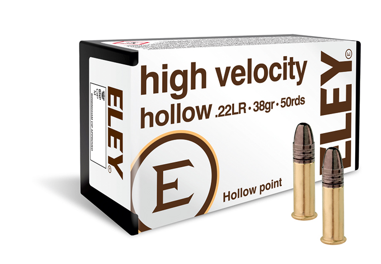 ELEY high velocity hollow USA
