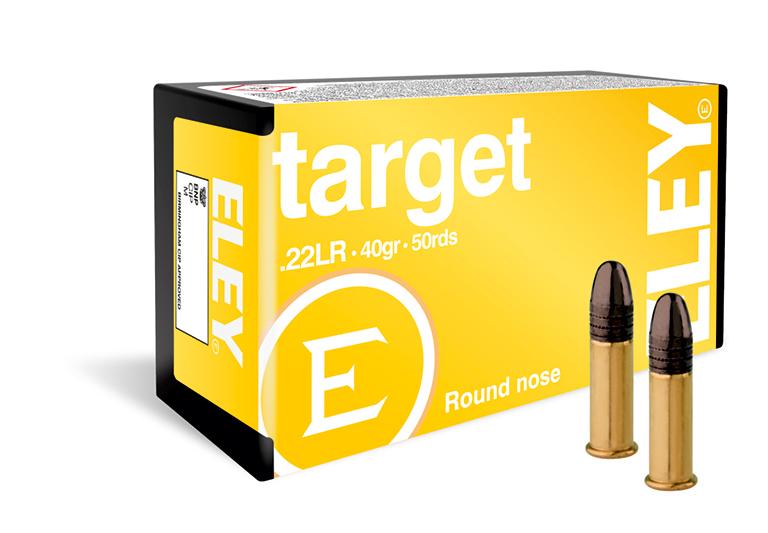 ELEY target USA