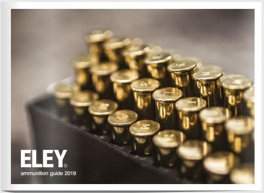 ELEY USA 2019 brochure