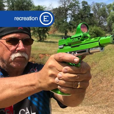 recreation 22LR ammunition
